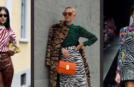 Zebra – wie trägt man den Lieblingsprint vieler Fashionistas?