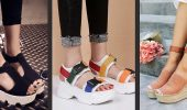 Модные босоножки на платформе: что носить этим летом