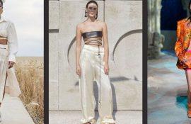 Топи на зав'язках: як носити і з чим поєднувати модний тренд