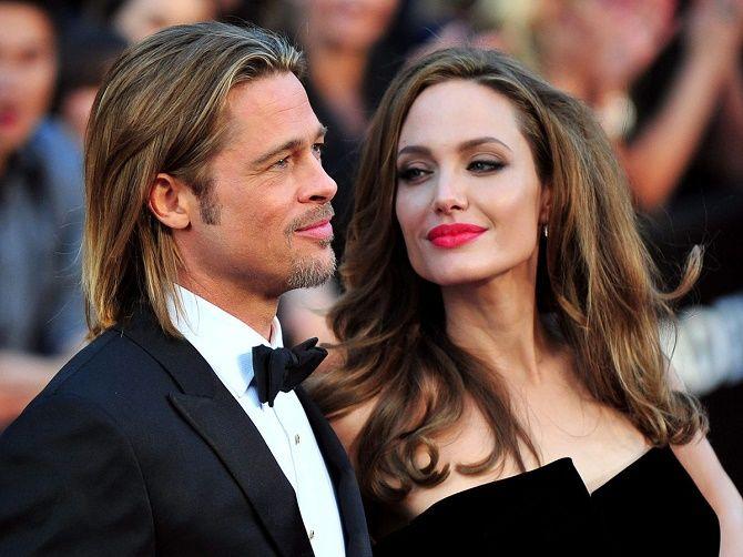 Анджеліна Джолі хоче розірвати всі зв'язки з Бредом Піттом і продає свою частину в спільній компанії 4