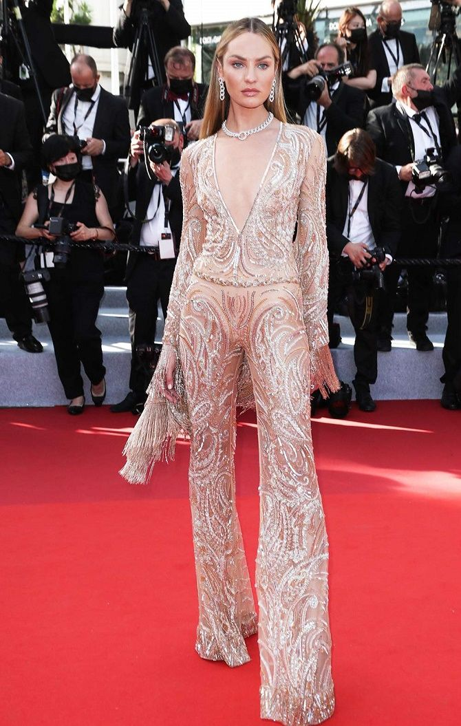 Каннский кинофестиваль 2021: Хелен Миррен, Белла Хадид и другие звезды на красной дорожке 6