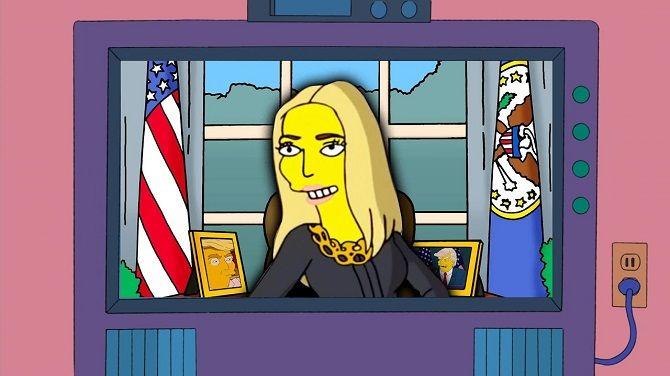 Новые предсказания из мультсериала «Симпсоны», которые сбылись в 2021 году и ранее 6