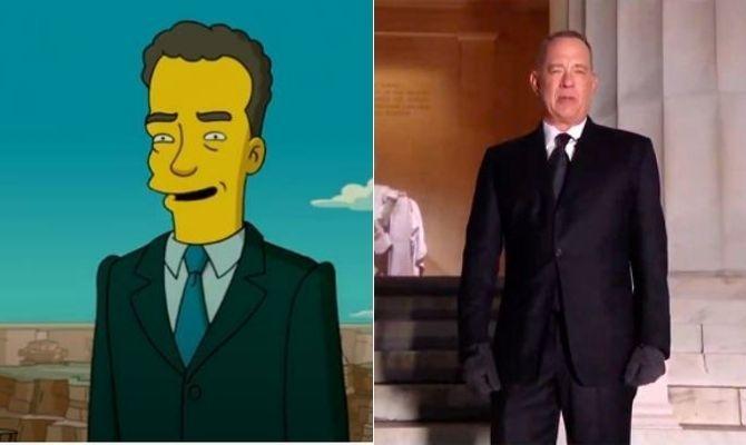 Новые предсказания из мультсериала «Симпсоны», которые сбылись в 2021 году и ранее 5