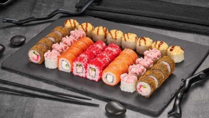 Официальный сайт Tokyo Sushi Bar