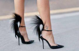 Обувь на каблуке: выбираем модели в зависимости от фигуры