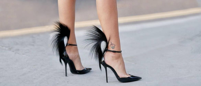 Взуття на підборах: вибираємо моделі в залежності від фігури