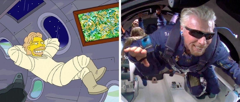 Новые предсказания из мультсериала «Симпсоны», которые сбылись в 2021 году и ранее
