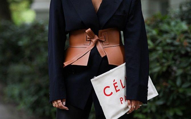 Як носити чорний піджак, щоб виглядати модно: ненудні ідеї 12