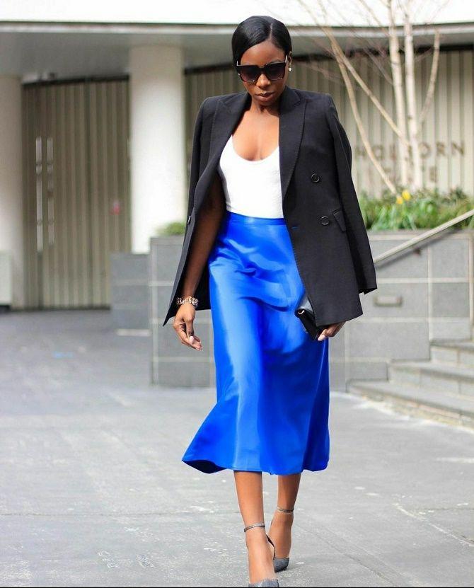 Як носити чорний піджак, щоб виглядати модно: ненудні ідеї 5