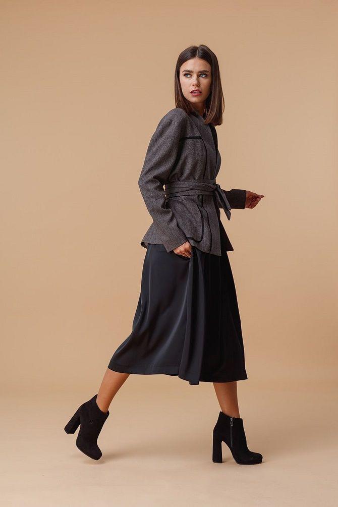 Як носити чорний піджак, щоб виглядати модно: ненудні ідеї 6