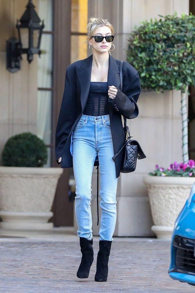 Як носити чорний піджак, щоб виглядати модно: ненудні ідеї 10
