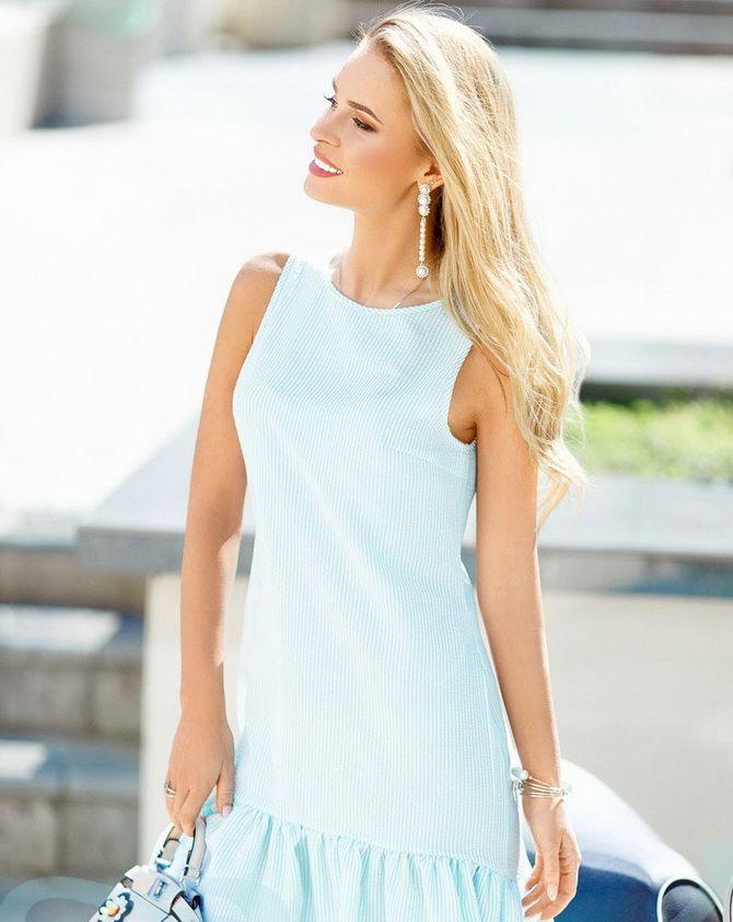 Які кольори в одязі підходять блондинкам – кращі поєднання 4