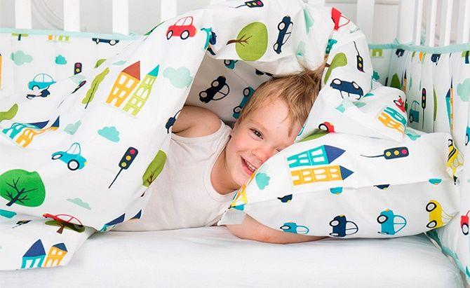 Выбираем постельное белье в детскую кроватку: комфортные наборы для самых маленьких 2