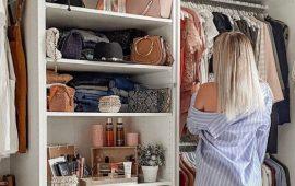 Подбор женской одежды для капсул гардероба как спасение от стресса