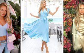 Які кольори в одязі підходять блондинкам – кращі поєднання