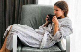 Виды женских халатов — какой из них выбрать