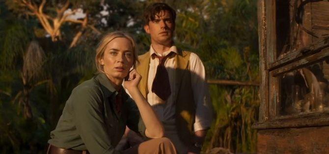 Фильм «Круиз по джунглям» — летнее приключению по джунглям с Дуэйном Джонсоном 3