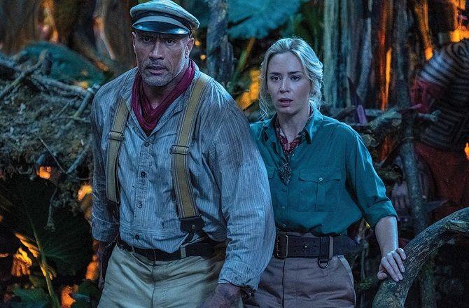 Фильм «Круиз по джунглям» — летнее приключению по джунглям с Дуэйном Джонсоном 1
