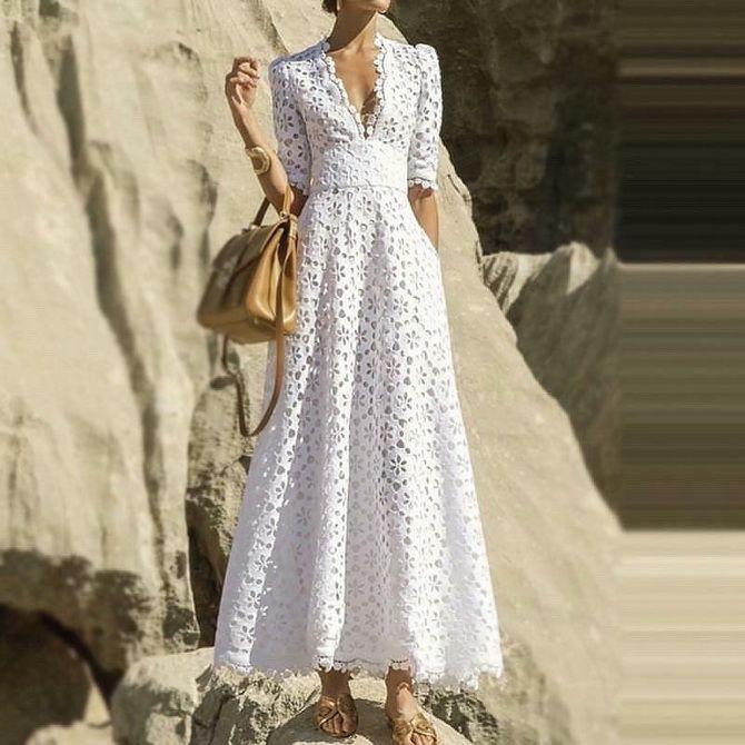 Літній шик – як красиво одягнутися влітку 4