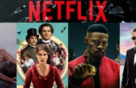 10 найбільш популярних фільмів на платформі Netflix