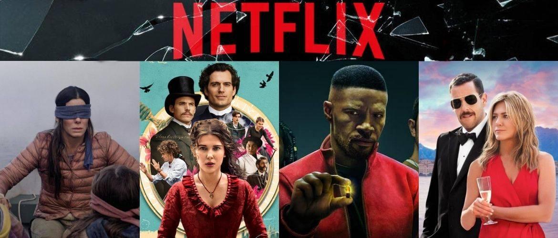 10 самых просматриваемых фильмов на платформе Netflix
