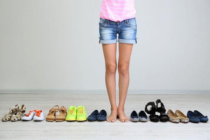 Як вибрати жіноче взуття, яке підходить під ваше вбрання 1
