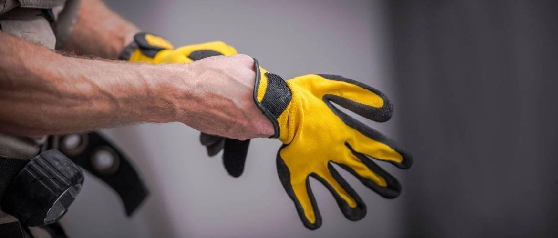 Как выбрать защитные рабочие перчатки