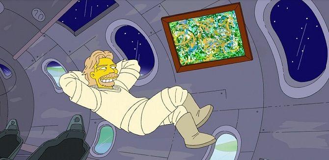 Новые предсказания из мультсериала «Симпсоны», которые сбылись в 2021 году и ранее 1
