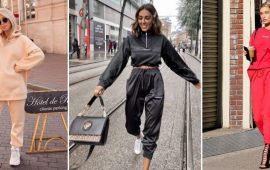 Жіночі спортивні костюми – образи в стилі спорт-шик