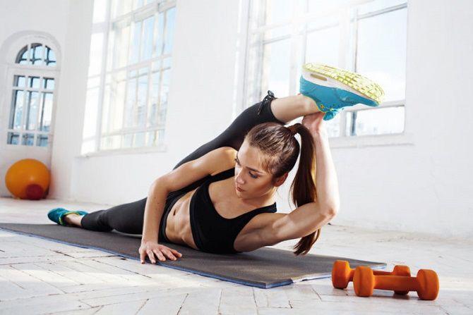Интенсивная растяжка мышц до и после тренировки: зачем нужен стретчинг? 1