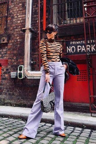 Тигровий принт: як носити, щоб виглядати модно? 1