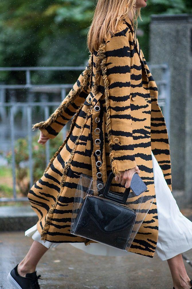 Тигровий принт: як носити, щоб виглядати модно? 4