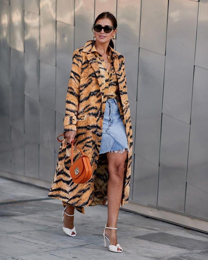 Тигровий принт: як носити, щоб виглядати модно? 5
