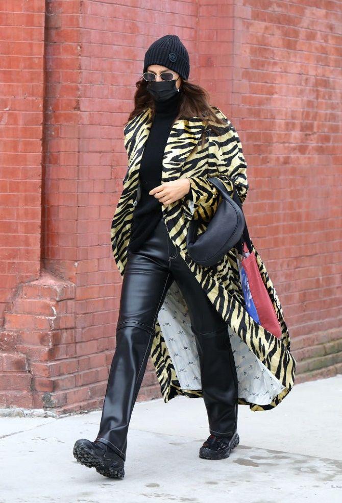 Тигровий принт: як носити, щоб виглядати модно? 6