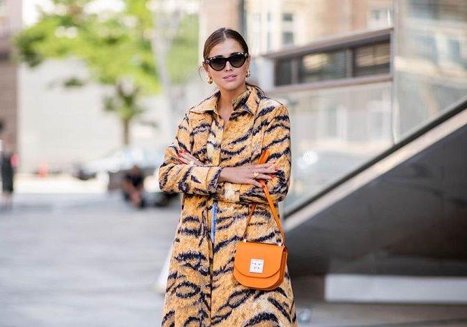 Тигровий принт: як носити, щоб виглядати модно? 9