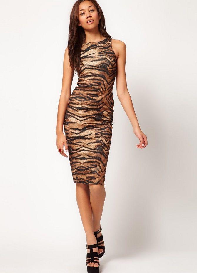 Тигровий принт: як носити, щоб виглядати модно? 10