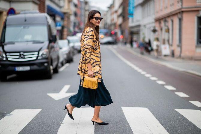Тигровий принт: як носити, щоб виглядати модно? 11