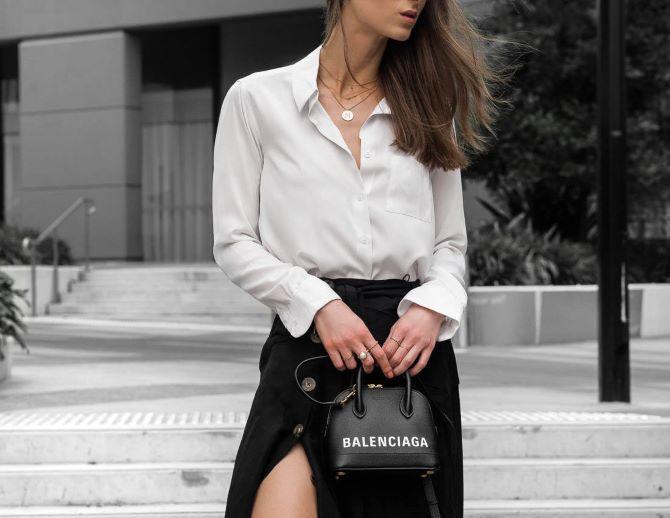 Женские рубашки — подбираем фасон под любой выход 1