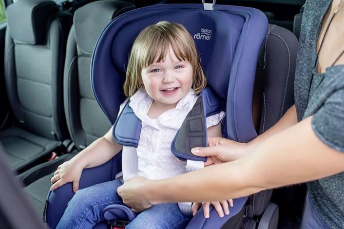 Лучшие автокресла по параметрам безопасности: что выбрать для детей? 1