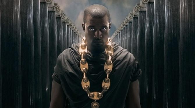 Каньє Вест випустив альбом «Донда» і запросив на презентацію Кім Кардашьян 2
