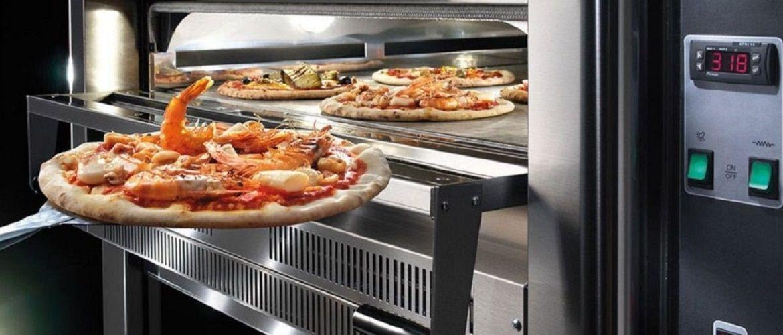 Печь для пиццы: виды и преимущества кухонной техники