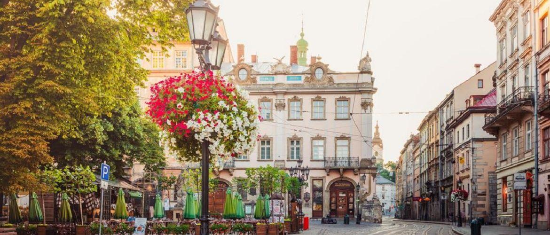Интересные места во Львове