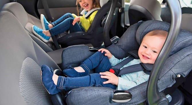 Лучшие автокресла по параметрам безопасности: что выбрать для детей? 2