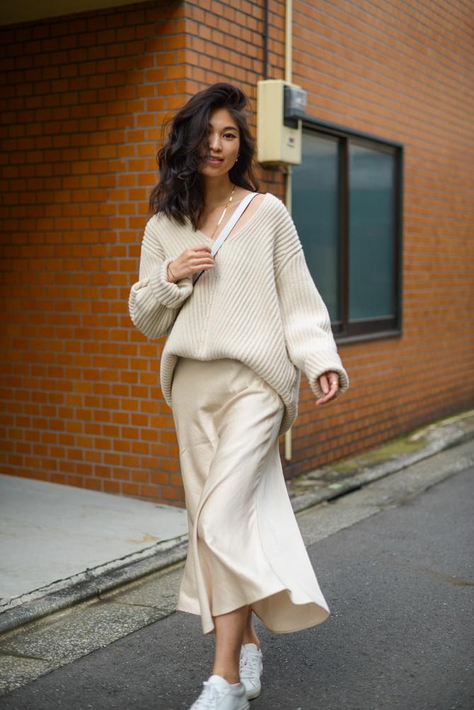 Як носити атласну спідницю – 3 шикарних способу 12