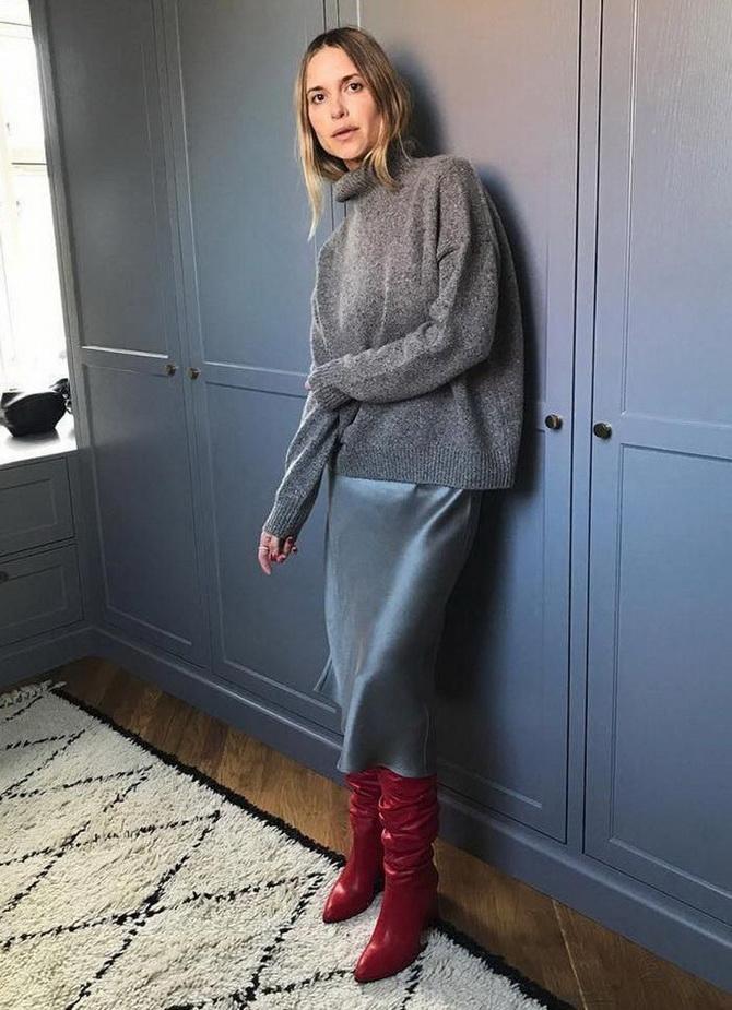 Як носити атласну спідницю – 3 шикарних способу 14