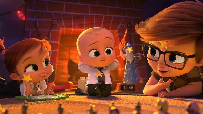 Мультфильм «Босс-молокосос 2» — еще один маленький босс в семейном бизнесе 2