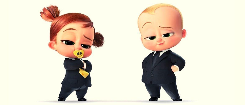 Мультфильм «Босс-молокосос 2» — еще один маленький босс в семейном бизнесе