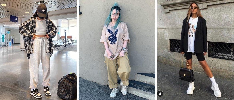 Как носить топы и футболки для создания образов в стиле streetwear