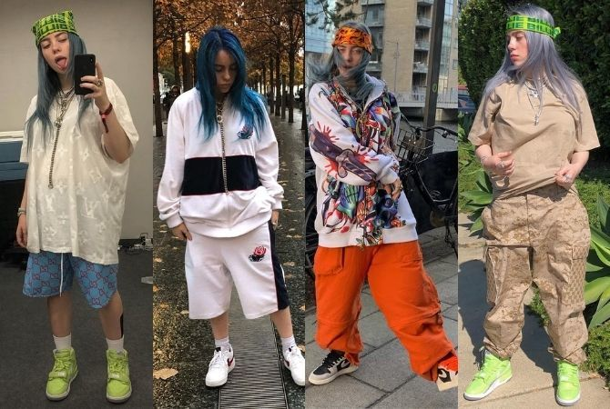 Как носить топы и футболки для создания образов в стиле streetwear 2