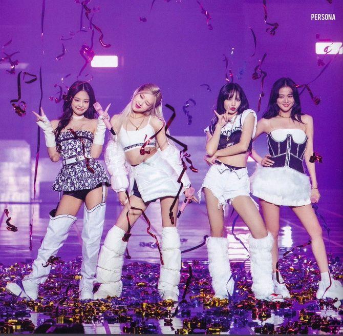 «BLACKPINK в кіно» 2021 – фільм-концерт до ювілею найпопулярнішого жіночого k-pop гурту 1